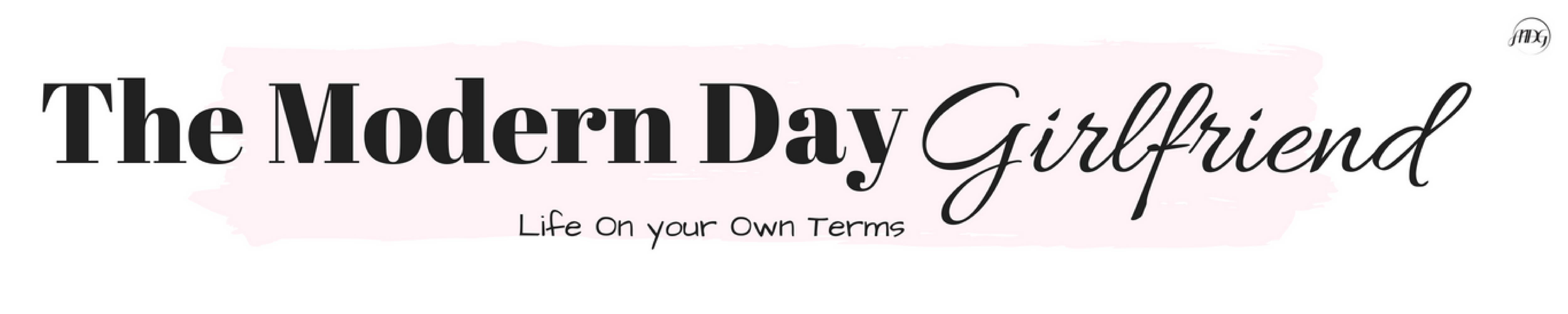 The Modern Day Girlfriend Logo